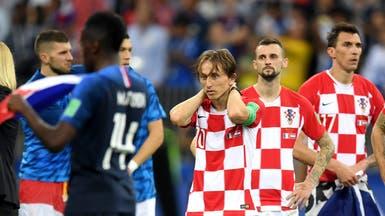 كأس العالم أنهك مودريتش بدنياً وعاطفياً