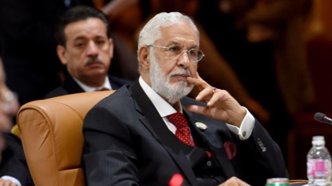 وزير خارجية ليبيا محمد سيالة