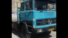 ہڑتال کرنے والے 40 ایرانی ٹرک ڈرائیوروں کو جان سے مارنے کی دھمکیاں