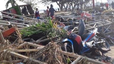 إندونيسيا.. القتلى بارتفاع وجهود مكثفة للإنقاذ والإغاثة