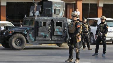 3 انتحاريين يفجروا أنفسهم بعدما حاصرتهم القوات العراقية