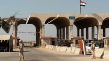 الأردن: معبر نصيب مع سوريا ما زال مغلقاً