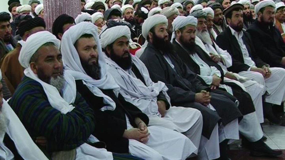 هیئتی از علما افغانستان برای گفتگوهای صلح به پاکستان رفتند