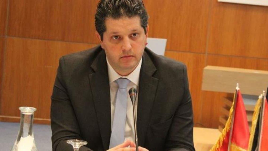 وزير التجارة التونسي عمر الباهي