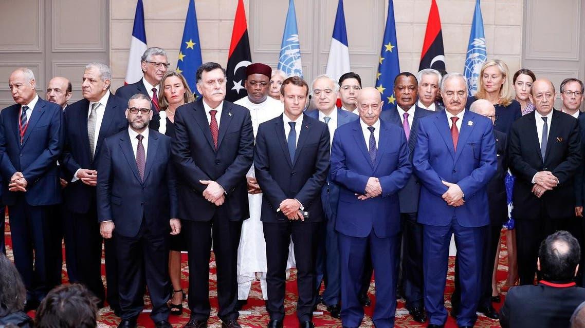 Libya France (AFP)