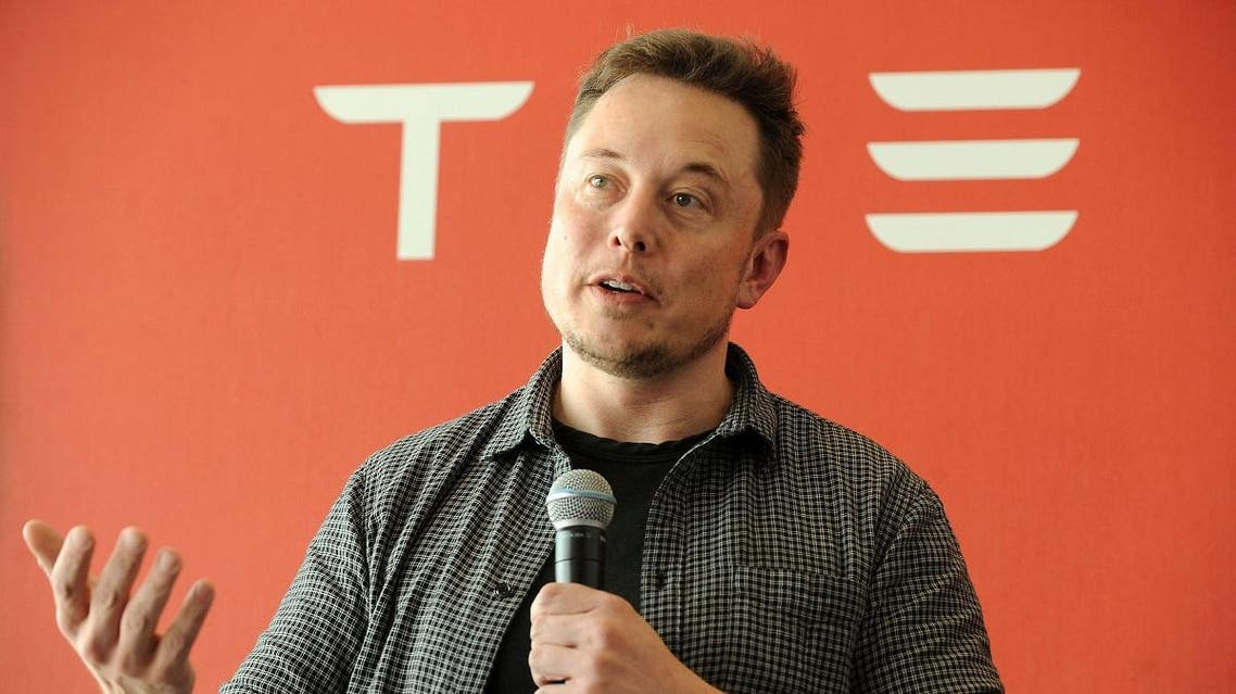 Founder and CEO of Tesla Motors Elon Musk speaks during a media tour of the Tesla Gigafactory. (File photo: Reuters)