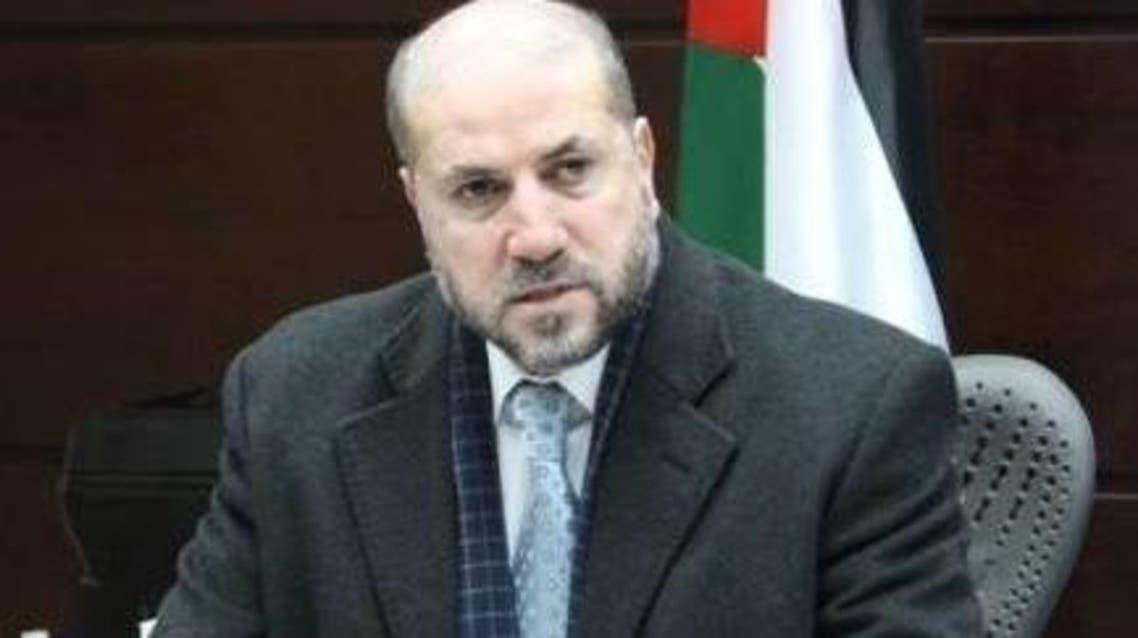 محمود الهباش مستشار محمود عباس