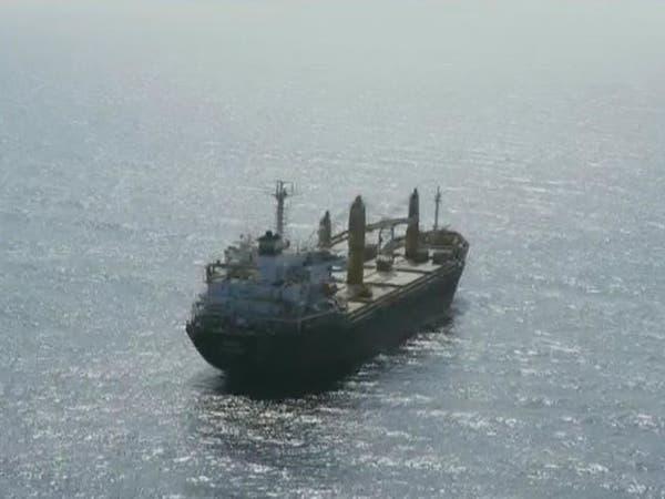 بعد استغاثة.. التحالف يخلي عاملا بالسفينة الإيرانية المشبوهة