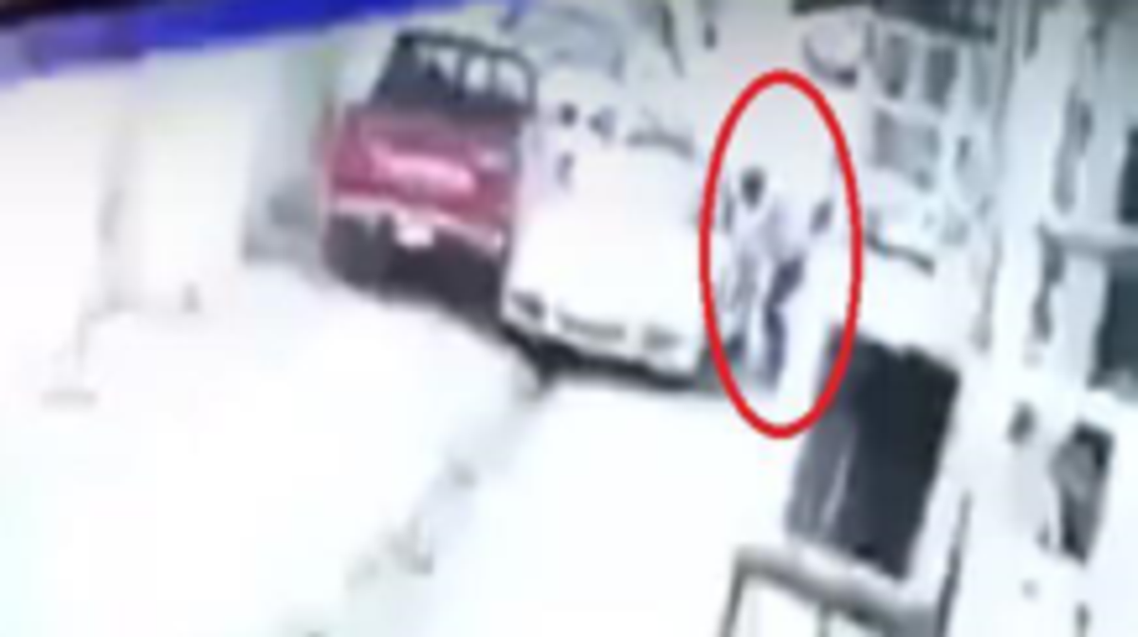 Iraq tara faris suspect. (Screengrab)