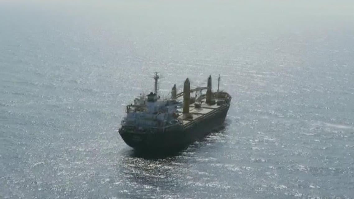 THUMBNAIL_ سافيز.. العربية تتحرى السفينة الإيرانية المشبوهة