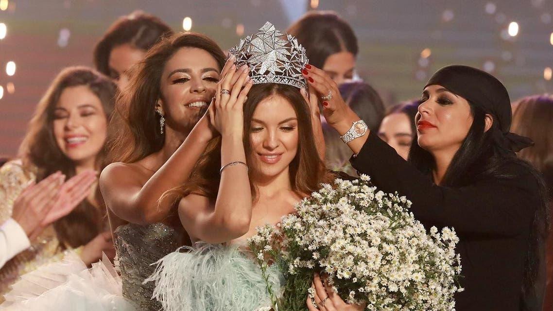 miss lebanon (AFP)