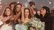 Pharmacy student Maya Reaidy crowned Miss Lebanon