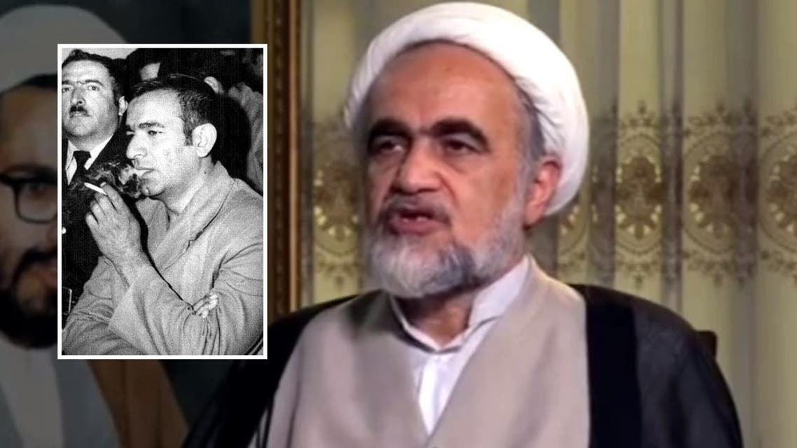 Mullah Ahmed sought to point out that Mehdi Hashemi (inset) was at that time a senior official in the Revolutionary Guards, and he carried out the terrorist act within this capacity. (Supplied)