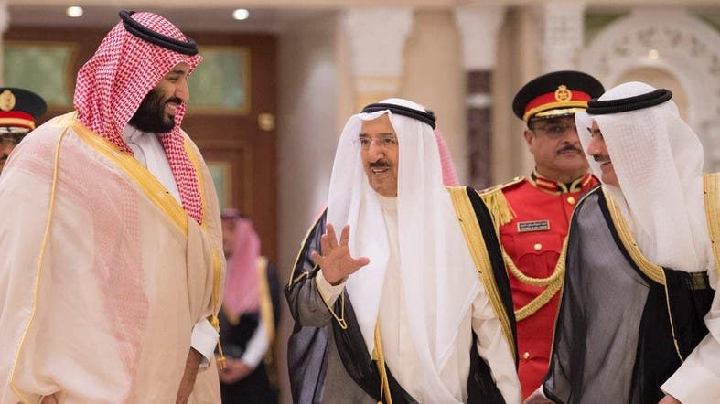 Saudi Crown Prince affirms strengthening of relations with Kuwait