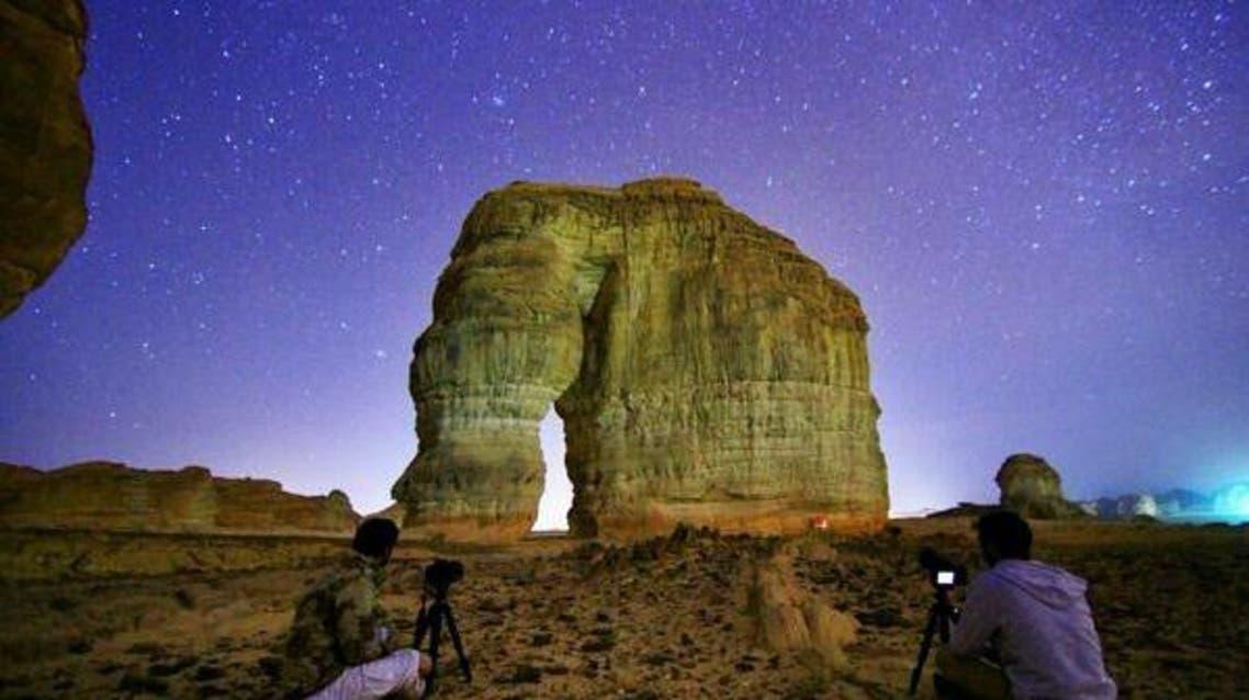 Saudi Arabia's Elephant Rock: One of world's weirdest natural formations