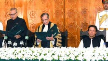 Saudi-inspired top court judge emerges 'icon of justice' in Pakistan