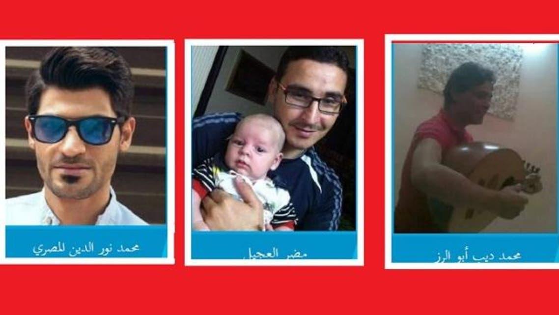 بعض ضحايا التعذيب في سوريا