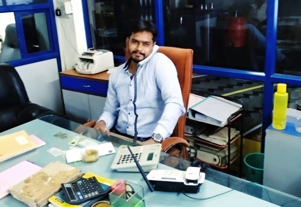 According to accountant Jitendra Prajapati amalgamation will cut operating costs. (Supplied)