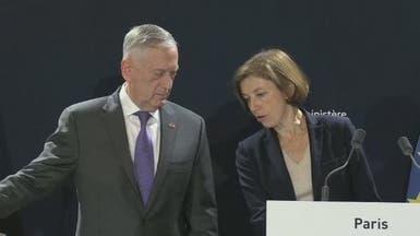 ماتيس: المعركة ضد داعش بسوريا ما زالت مستمرة