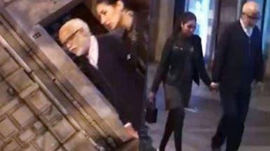 فيديو مسرب لوزير مغربي مع فتاة في باريس