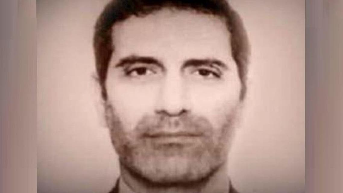 The decree announcing the asset freezes, published in the government gazette, identified one of the men as Assadollah Asad. (Supplied)