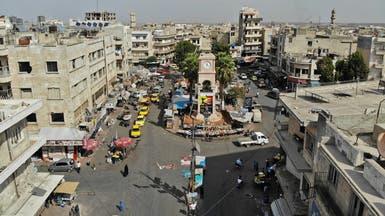قوات النظام السوري تستولي على قرية رئيسية في إدلب