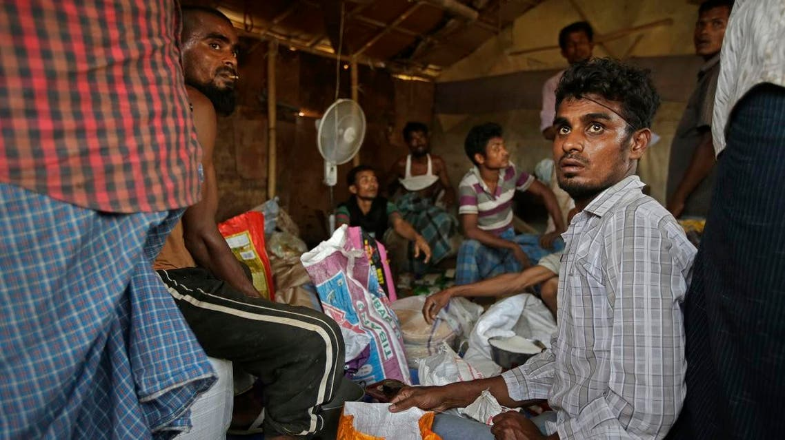 Rohingya India (AP)