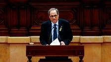 رئيس كتالونيا يقترح وساطة دولية لحل الأزمة مع مدريد