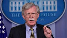 White House security adviser Bolton hails seizure of tanker with Iranian oil