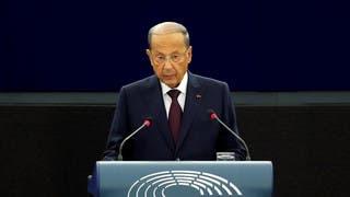 الرئيس اللبناني: الحكومة قاب قوسين أو أدنى