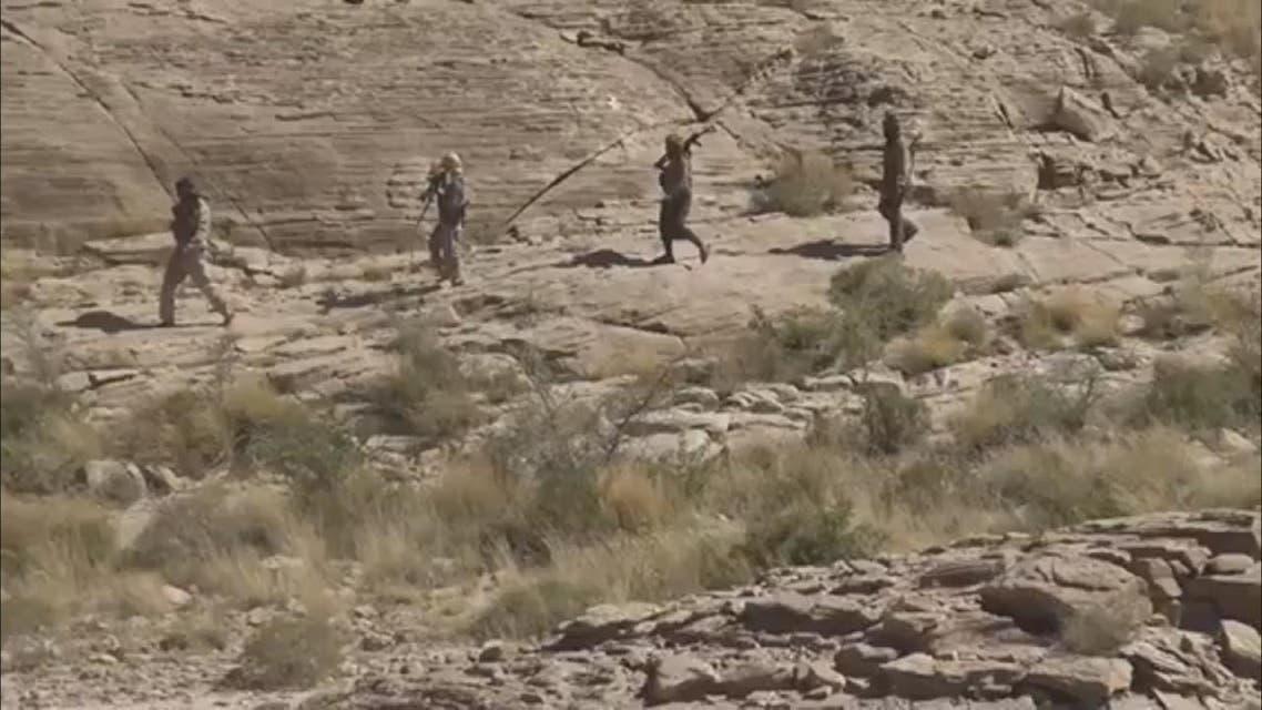 THUMBNAIL_ الجيش اليمني يتقدم 4كم في باقم
