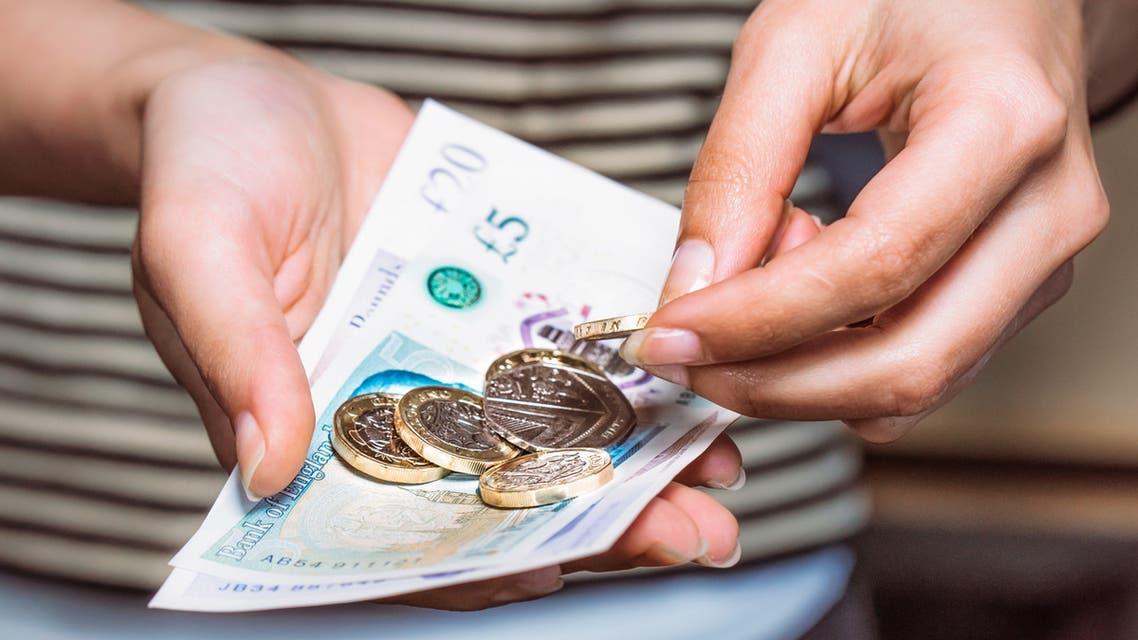 iStock pound sterling الجنيه الاسترليني