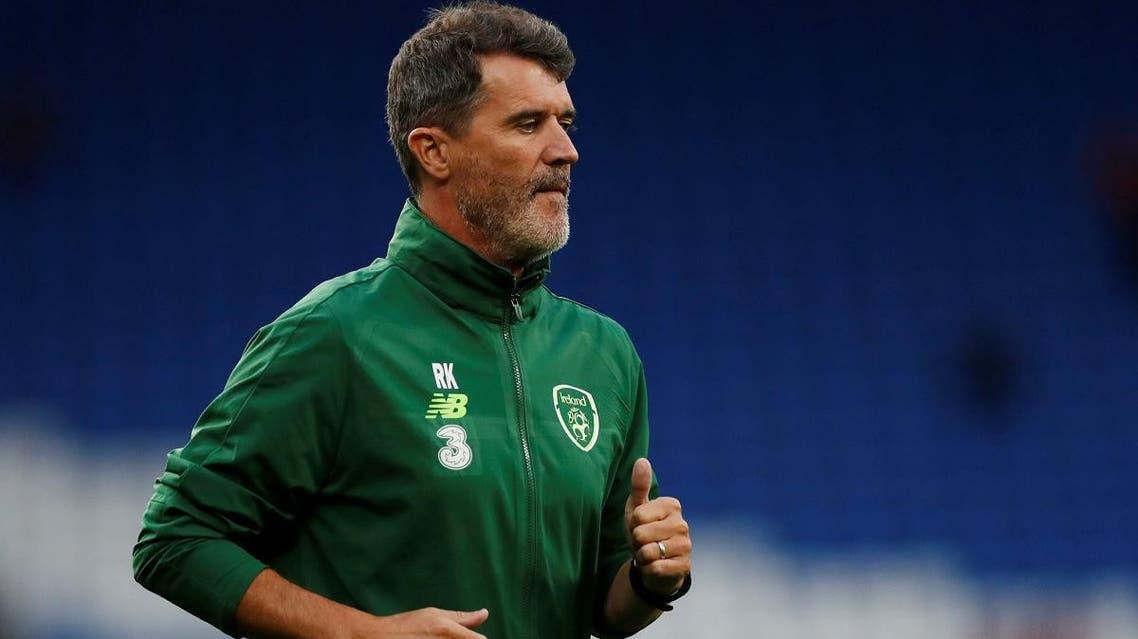 Roy Keane. (Reuters)