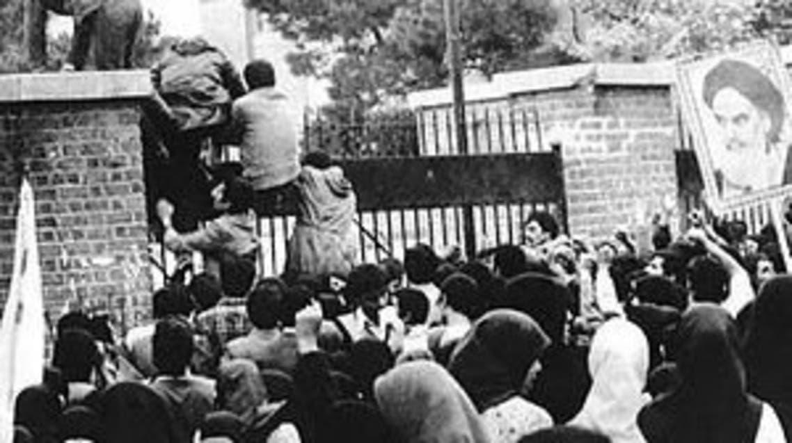 اقتحام السفارة الاميركية في طهران عام 1979