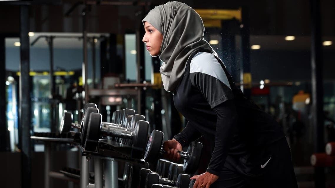23-year old Keralite Muslim girl, Majiziya Bhanu, has proved her mettle in the world of strength-based sports. (Supplied)