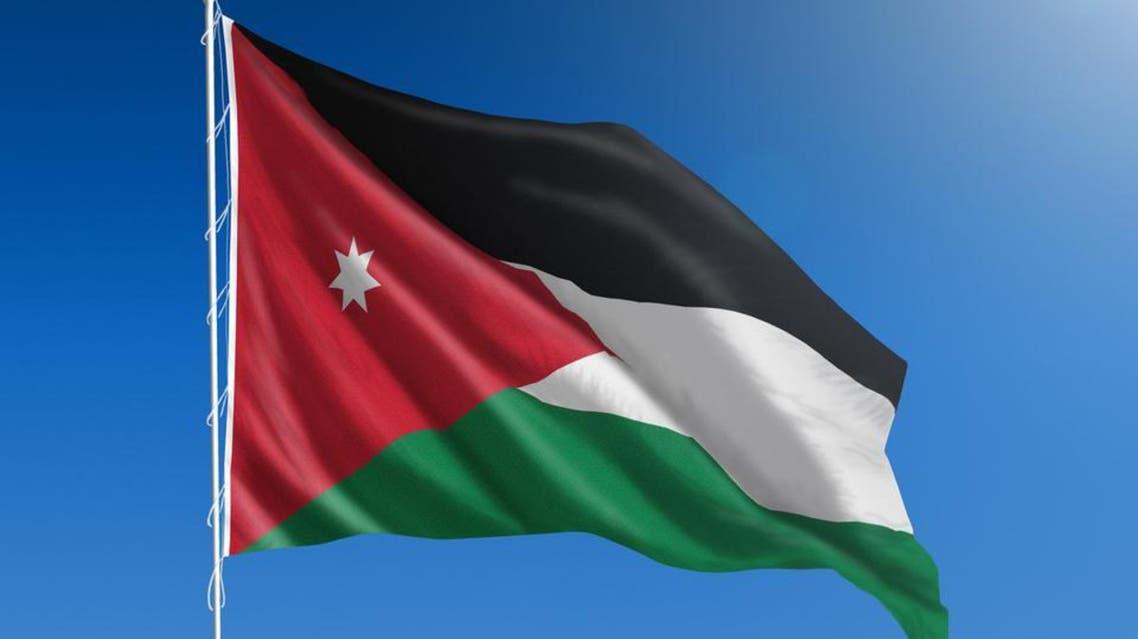 Jordan flag (Shutterstock)