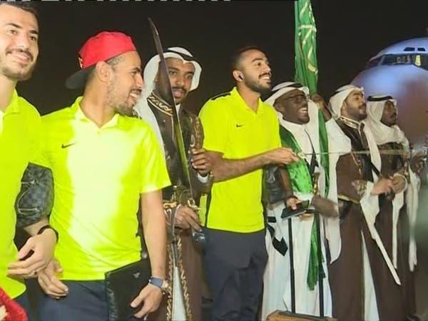 لاعبو الزمالك: سعداء بالحضور إلى السعودية