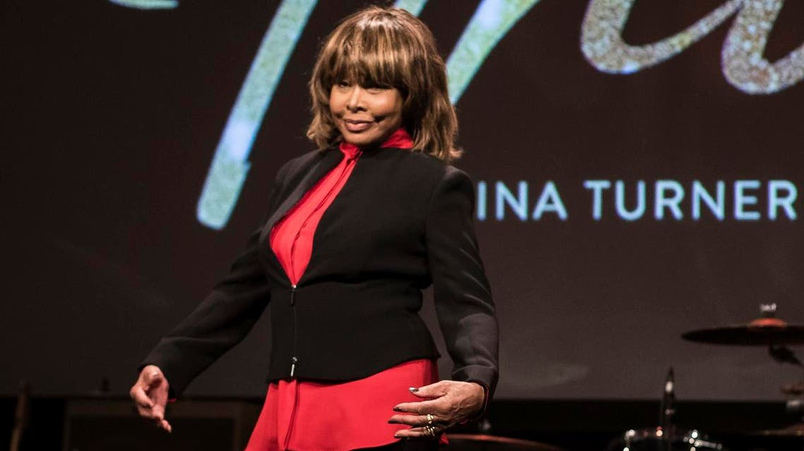 """In this October 17, 2017 file photo, musician Tina Turner poses during a photo call to promote the launch of the musical """"Tina"""", in London. (AP)"""