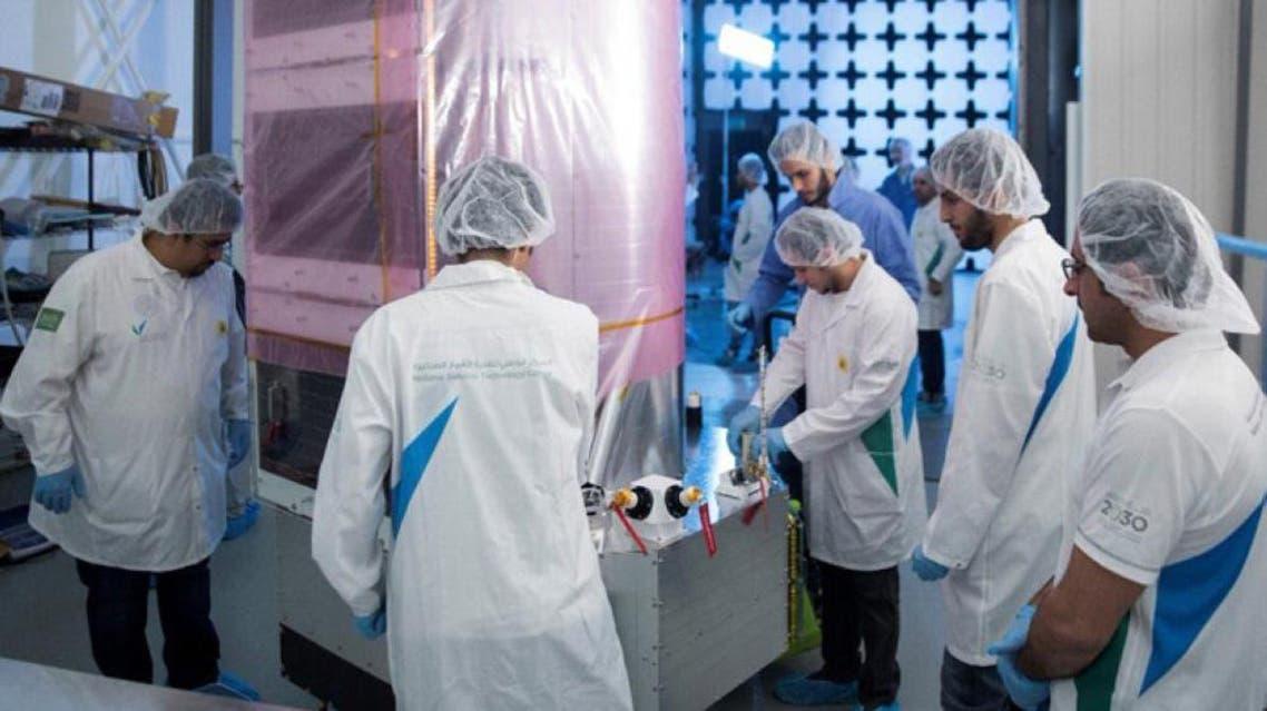KACST develop satellites (Saudi Gazette)