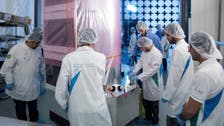 IN PICTURES: Saudi university develops two new reconnaissance satellites