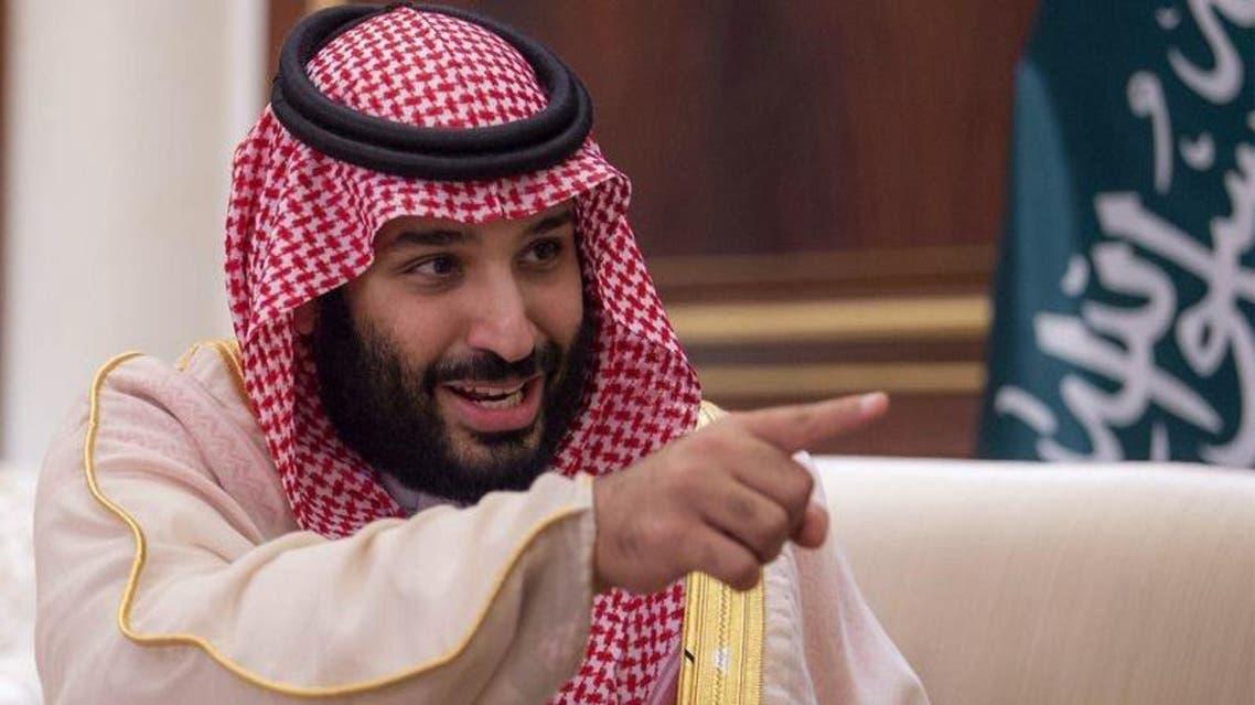 saudi crown pince afp