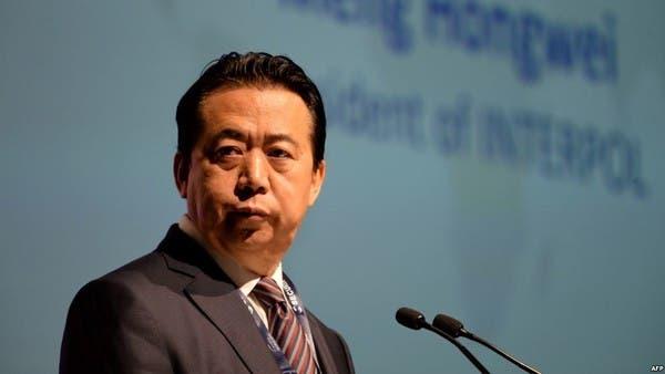 زوجة رئيس الإنتربول الصيني: زوجي في خطر