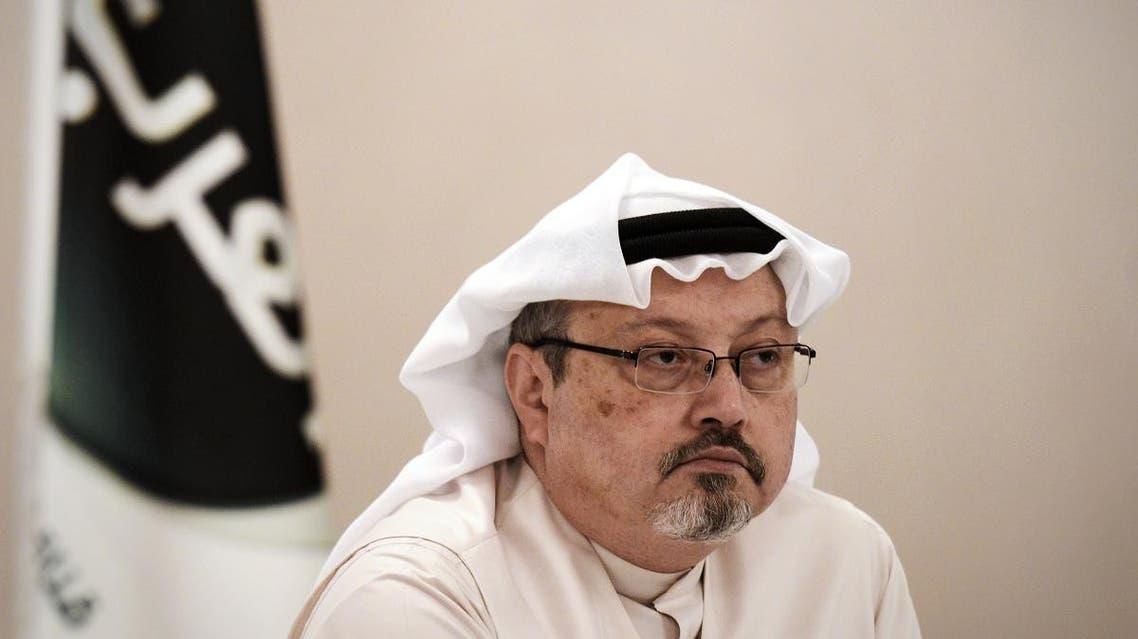 Jamal Khashoggi (AFP)