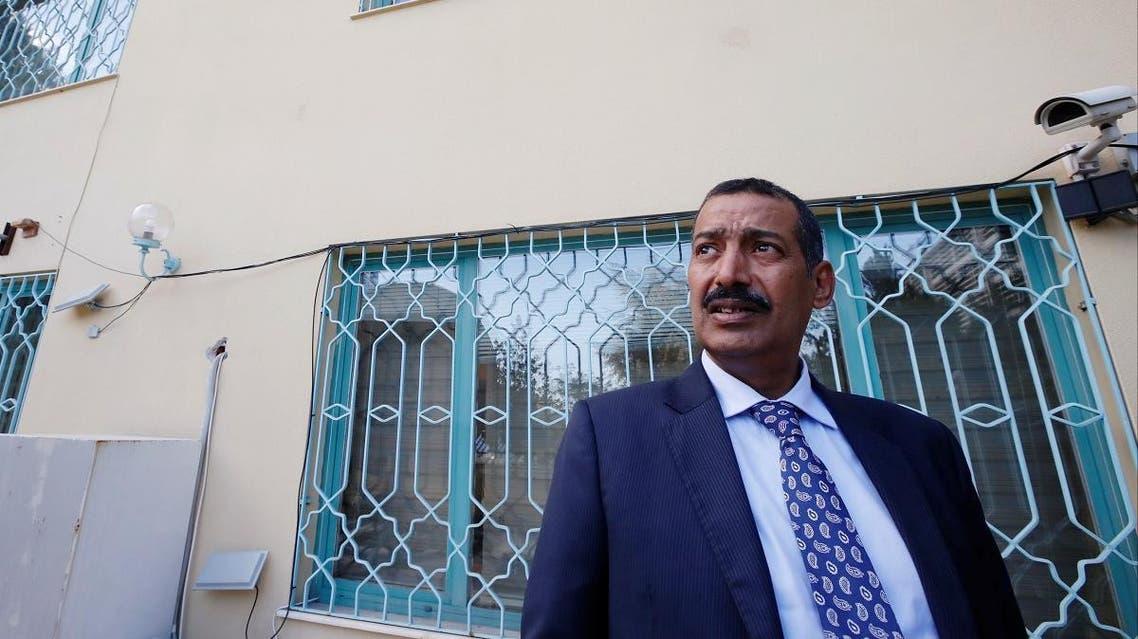 Consul General of Saudi Arabia Mohammad al-Otaibi gives a tour of Saudi Arabia's consulate in Istanbul. (Reuters)