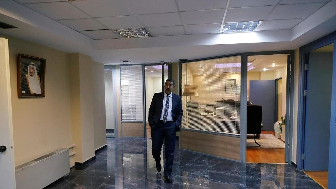 القنصل السعودي في اسطنبول