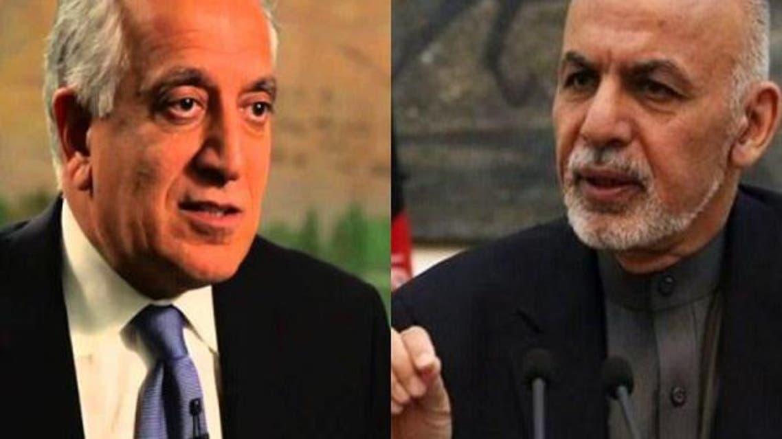 صلح محور گفتگوی نماینده امریکا با رییس جمهوری افغانستان