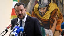 Italy's Salvini drops calls for govt to quit, urges unity on reforms