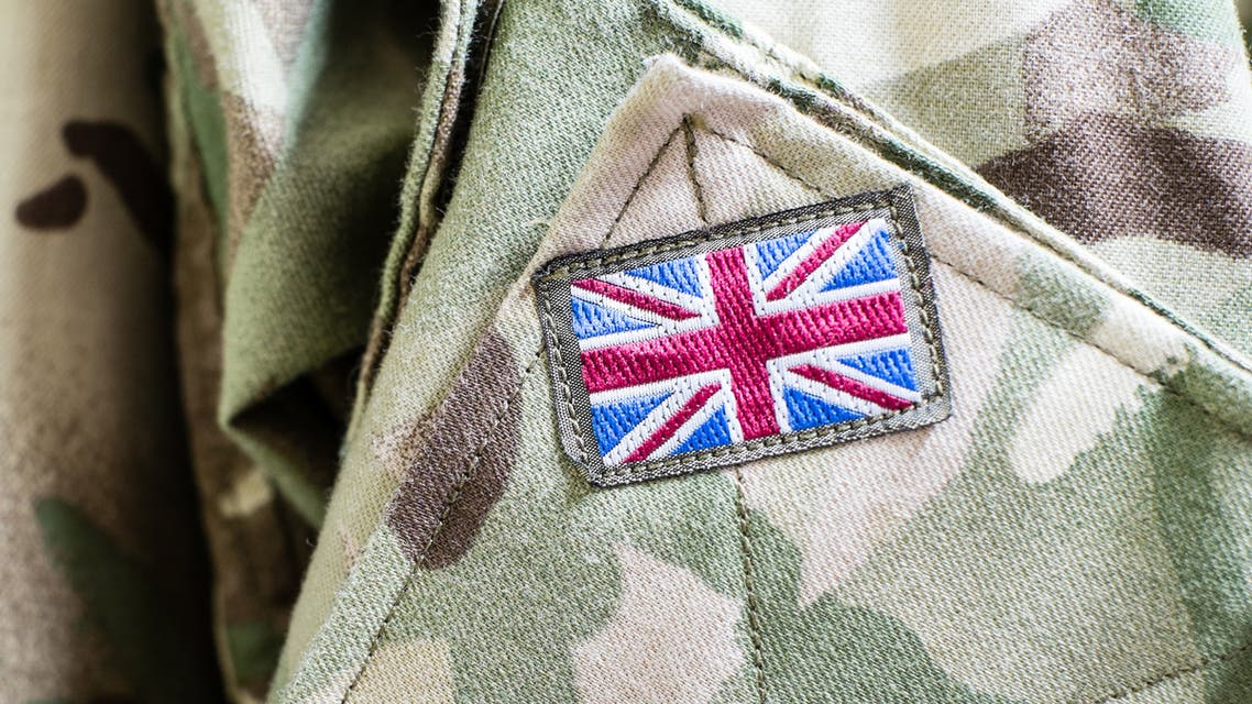 جنود بريطانيا
