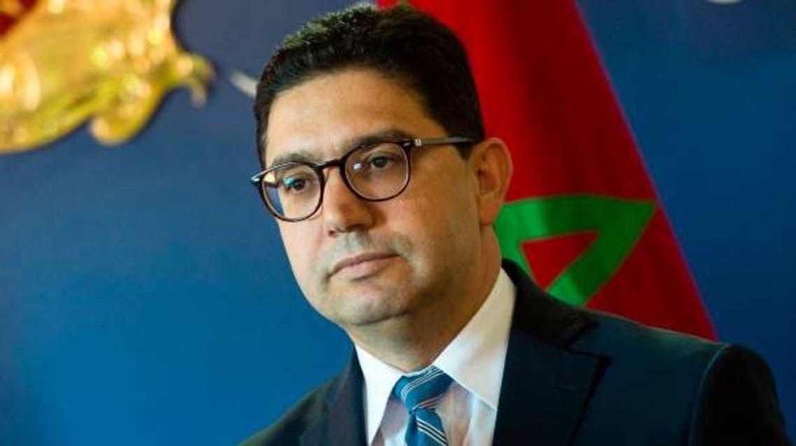 Nasser Bourita AFP