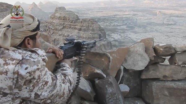 الجيش اليمني يستعيد جبل الأذناب الاستراتيجي بصعدة